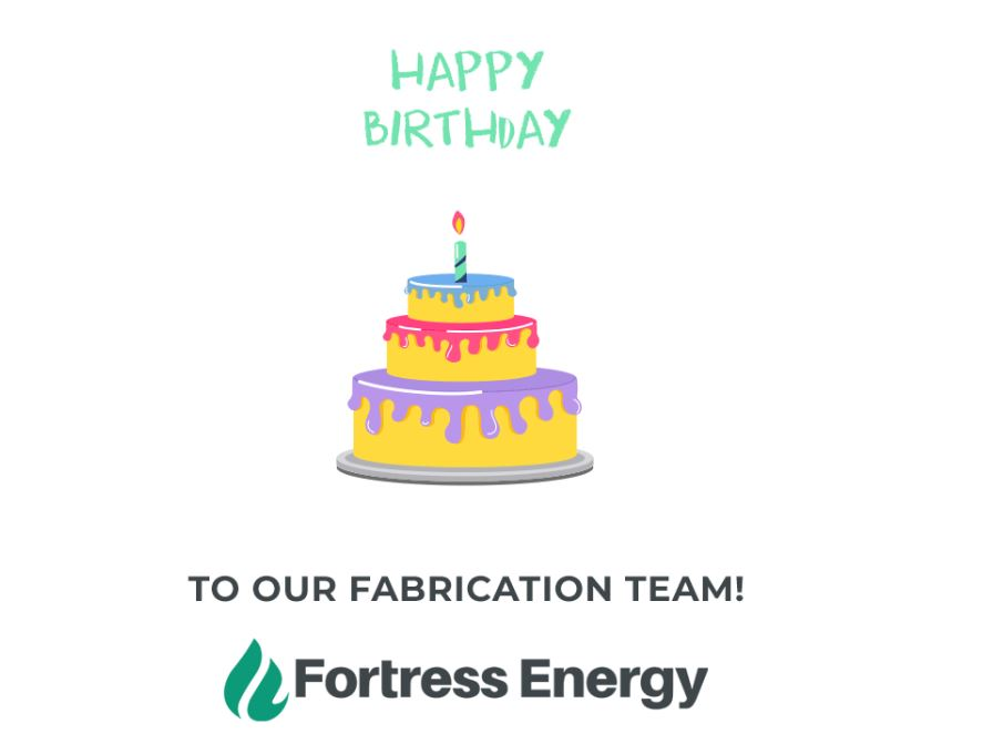 Fortress Fabrication is 1